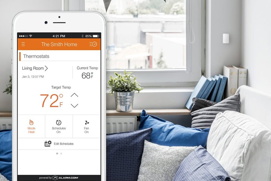 Alarm.com Smart Home Solutions & Services for Your Living Space