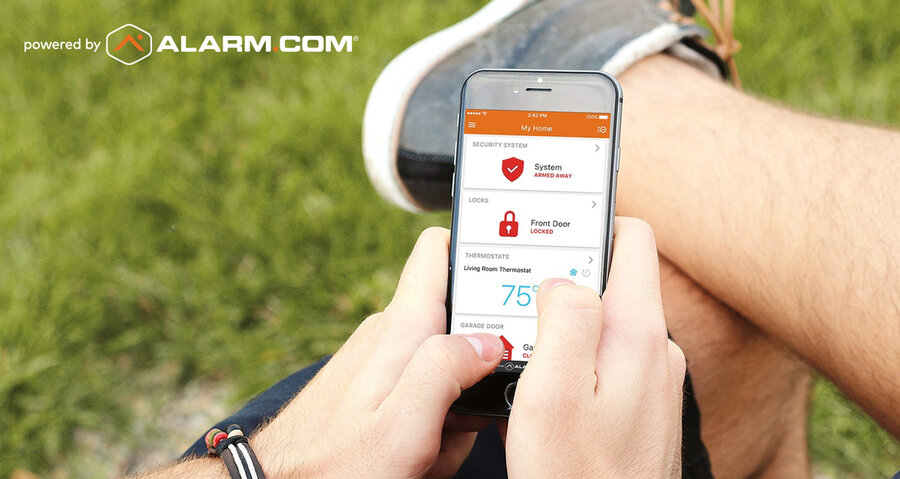 How an Alarm.com Home Security System Integrates into Your Daily Lifestyle