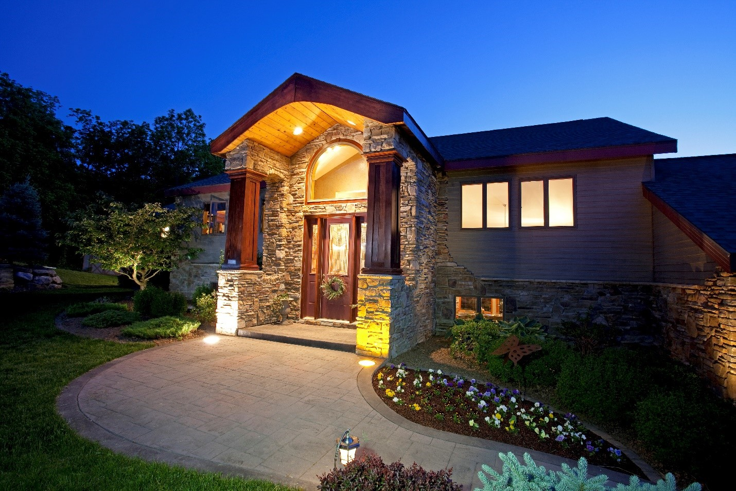 How Smart Lighting Can Help Bolster Security in Your New Home